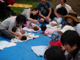 赤ちゃんと遊ぼう!講座