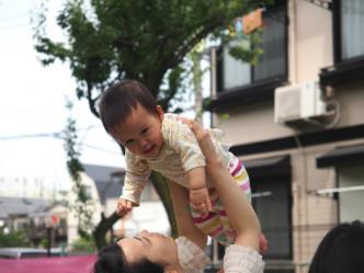 赤ちゃんと遊ぼう!